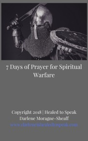Canva_7 Days of Prayer for Spiritual Warfare-ebook cover